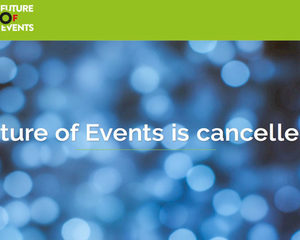 Future of Events Cancelled, Applied for Bankruptcy
