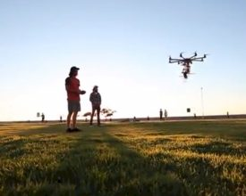 'Beer Drones': Beer from The Sky at Events