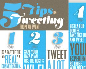 5 Tips on Tweeting from an Event