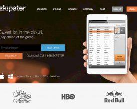 Start-Up: Zkipster zFace