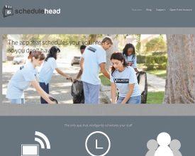 Start-Up: Schedulehead