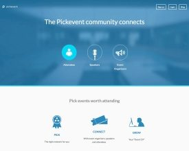 Start-Up: Pickevent