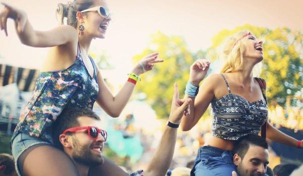 2 Million for Smart Festival Bracelets