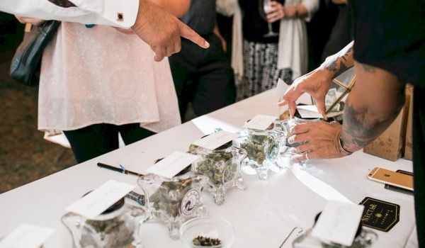 A Weed Bar at Your Event?