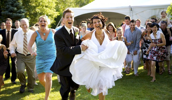 Company Pays for Your Entire Wedding, On One Condition
