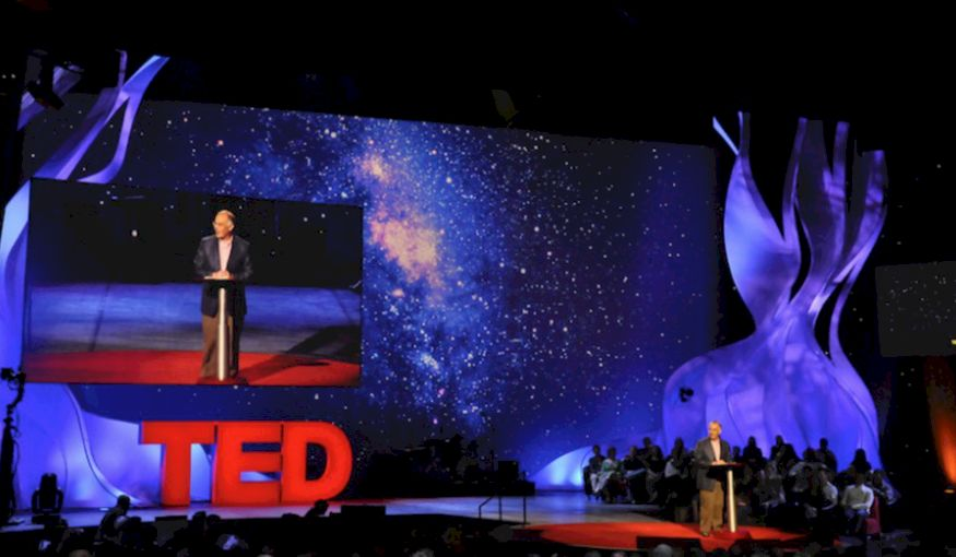 Give a TED-talk Yourself in 5 Steps