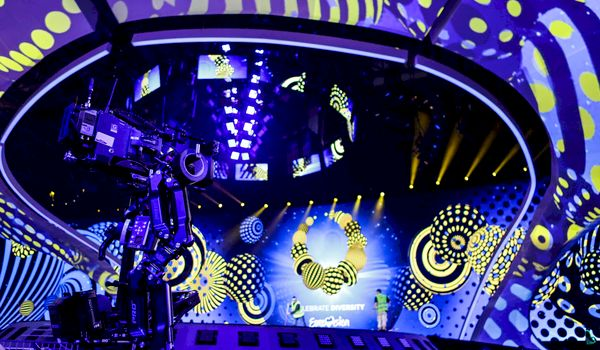 Impressive Innovative Technology behind the Eurovision Song Contest 2017
